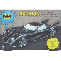 DC Comics Build Your Own Batmobile - Build Your Own Gifts