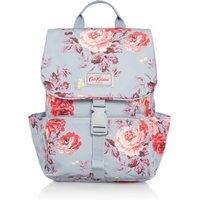 Cath Kidston Antique rose buckle backpack, Blue