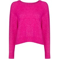 Samsoe and Samsoe Nor o neck jumper, Pink