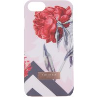 Ted Baker Dodie floral clip phone case, Multi-Coloured