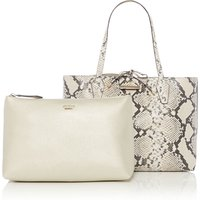 Guess Bobbi Reverse Tote Bag, Neutral