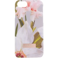 Ted Baker Rebbeca floral clip phone case, Multi-Coloured