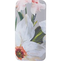Ted Baker Rosamon floral flip phone case, Multi-Coloured