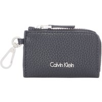 Calvin Klein Novelty gift box card holder, Black