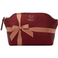 Radley Ashby Road Medium Ziptop Pouch, Red