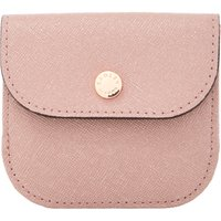 Radley Eaton place small flapover coin purse, Pink