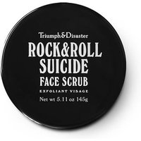 Triumph and Disaster Rock and Roll Suicide Face Scrub