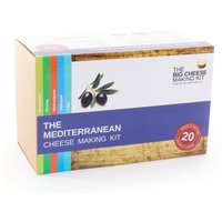 The Big Cheese Making Company The Mediterranean Cheese Making Kit