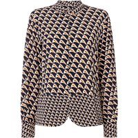 Second Female Stoclet Printed Long Sleeve Shirt, Multi-Coloured