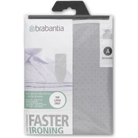 Brabantia Ironing Board Cover 110x30cm, Silver, Silver