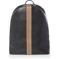 Paul Smith Leather Backpack, Black
