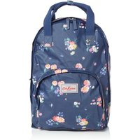 Cath Kidston Busby bunch multi poclet backpack, Blue