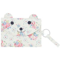 Cath Kidston Lucky Cat Mini Bunch Purse, Off White