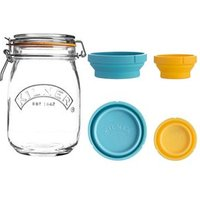 Kilner 1L Measure & Store Jar