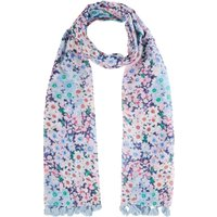 Kate Spade New York Daisy garden floral print oblong scarf, Multi-Coloured - Garden Gifts