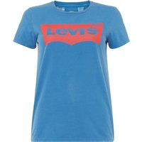 Levi's The Perfect Batwing Tee, Blue