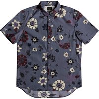 Men's Quiksilver Sunset Floral Shirt, Multi-Coloured - Floral Gifts