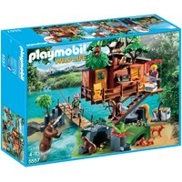 Playmobil Adventure Tree House 5557