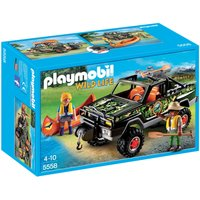 Playmobil Adventure Pickup Truck 5558