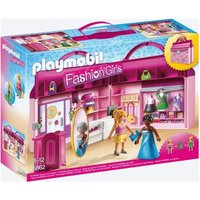 Playmobil Fashion Girls Take Along Boutique 6862
