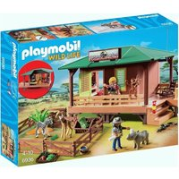 Playmobil Wildlife Ranger Station 6936