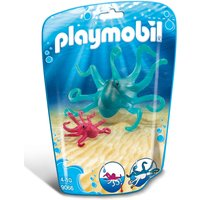 Playmobil Family Fun Octopus With Baby 9066