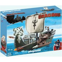 Playmobil Dreamworks Dragons Floating Dragos Ship