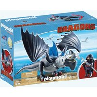 Playmobil Dreamworks Dragons Drago & Thunderclaw 9