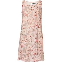 Vera Mont Printed dress with layered hem, Multi-Coloured
