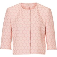 Betty Barclay Textured short jacket, Cream