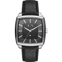 Armani Exchange AX2362 mens strap watch, Black