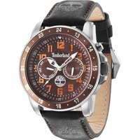 timberland gents bellamy black  strap watch, black