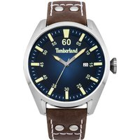 timberland bellingham watch, brown