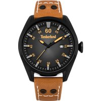 timberland bellingham watch, tan