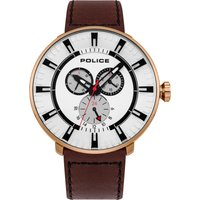 police league watch, brown