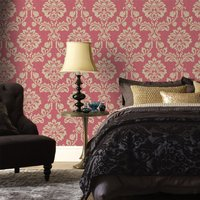 Graham & Brown RedGold Aurora Wallpaper, Gold