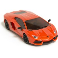 Hamleys Orange Mini Lamborghini Avenger IR Car, Orange