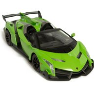 Hamleys Green Lamborghini Veneno Rc Car, Green