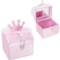 Luvley at Hamleys Princess Crown Tooth Chest