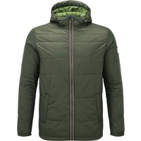 Men's Tog 24 Douglas Mens TCZ Thermal Hooded Jacket, Military Green