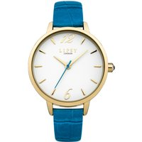 lipsy ladies blue strap watch, blue