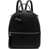 Radley Fountain road medium ziptop backpack, Black