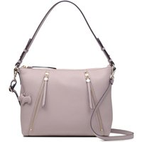 Radley Fountain road medium ziptop multiway, Light Pink