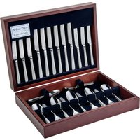 Arthur Price Willow Stainless steel 58 piece canteen for 8 - Cutlery Gifts