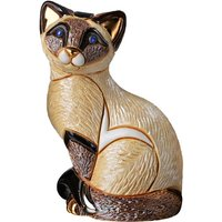 De Rosa Siamese Cat Ornament