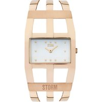 Storm Zoa rose gold watch, Rose Gold
