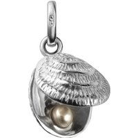 Links of London Lucky Catch Shell Charm, Silver