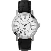 links of london richmond white dial watch, white