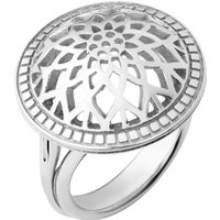 Links of London Timeless sterling silver domed ring, N/A