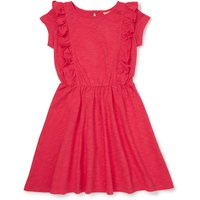 Jigsaw Ruffle Jersey Dress, Hot Pink - Jigsaw Gifts